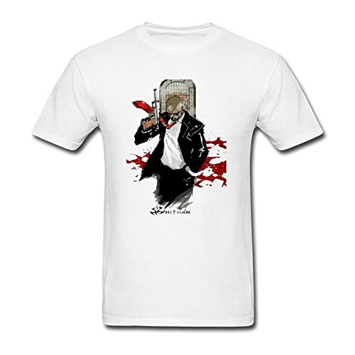 Men's Hitman 6 T-shirt Medium