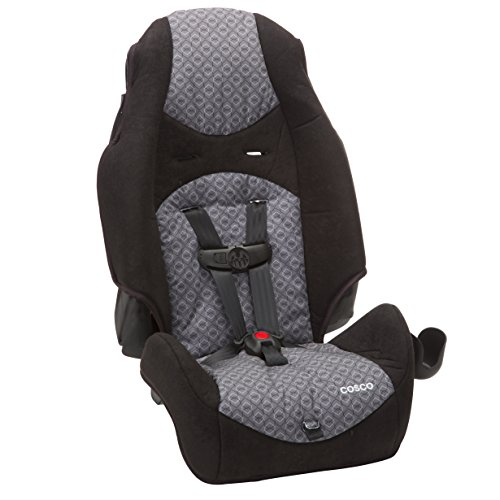 cosco highback 2 in 1 booster car seat 5 point harness or belt positioning machine. Black Bedroom Furniture Sets. Home Design Ideas