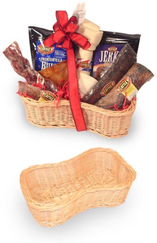 Pamper Your Pooch Gift Basket. Give Them What They Really Want!