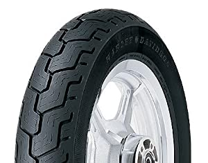 Dunlop D402 Wide White Wall Rear Tires MU85B16 for Harley (3019-23)