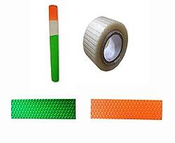 Marigold Cricket Bat Repair Set 1 Grip + Fiber Tape + 2 Toe Guards