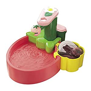 2歳の洗い屋さんシンク