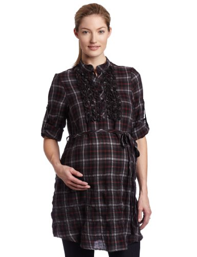 Jules & Jim Womens Fashion Tunic With Belt Picture