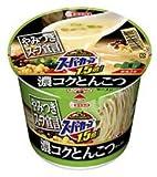 エースコック スーパーカップ1.5倍 濃コクとんこつラーメン (1食分)