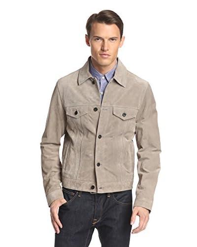Soia & Kyo Men's Colton Suede Jacket