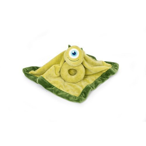 Disney Baby Monsters, Inc. Mike Wazowski Security Blanket (Baby Monsters Inc)