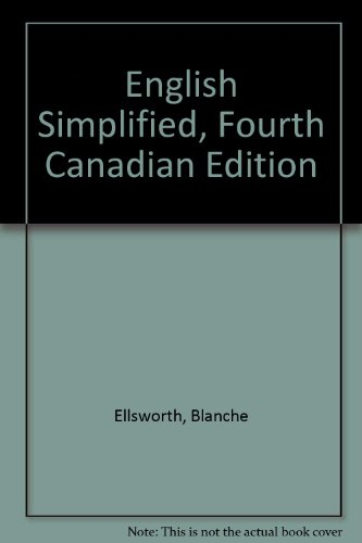 English Simplified, Fourth Canadian Edition (4th Edition)