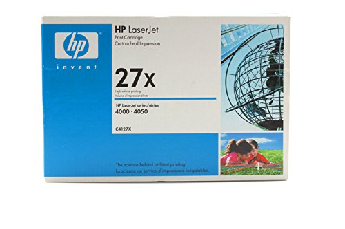 HP LaserJet 4050 TN - Original HP C4127X / 27X - Cartouche de Toner Noir -