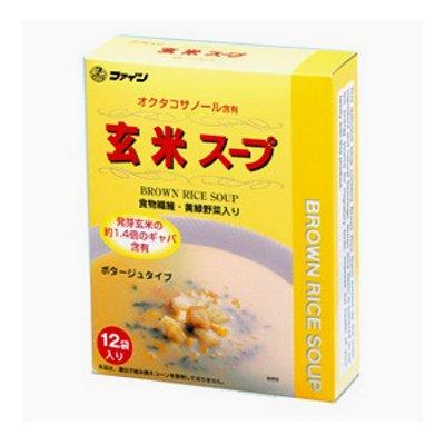 ファイン 玄米スープ 15g×12包