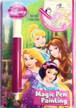 DISNEY'S Princess Friends Book 1by Lee Publications
