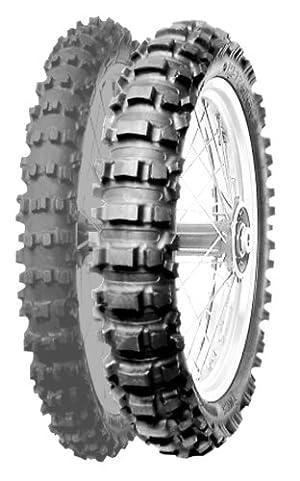 Metzeler MC 5 Intermediate Terrain Tire – Rear – 110/100-18 , Position: Rear, Tire Size: 110/100-18, Rim Size: 18, Tire Type: Offroad, Tire Application: Intermediate 0930000