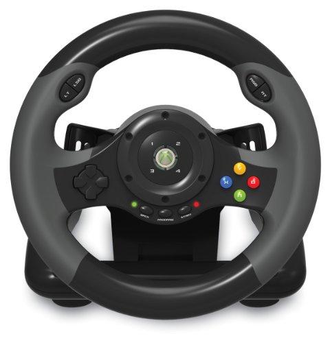 Hori Xbox 360 Racing Wheel Ex2 front-1043109