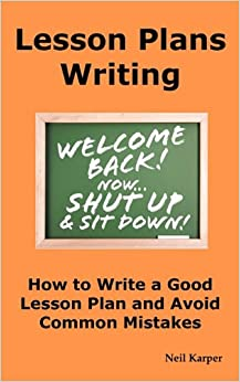 How to write a good application essay lesson plan