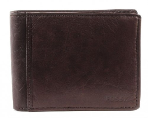 fosil-de-ingram-monedero-de-piel-125-cm-marron