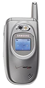 Samsung A670 Phone (Verizon Wireless)