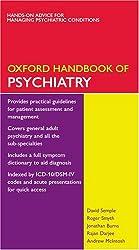 Oxford Handbook of Psychiatry (Oxford Handbooks Series)