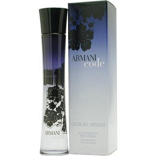 Armani Code By Giorgio Armani For Women. Eau De Parfume Spray 2.5 oz
