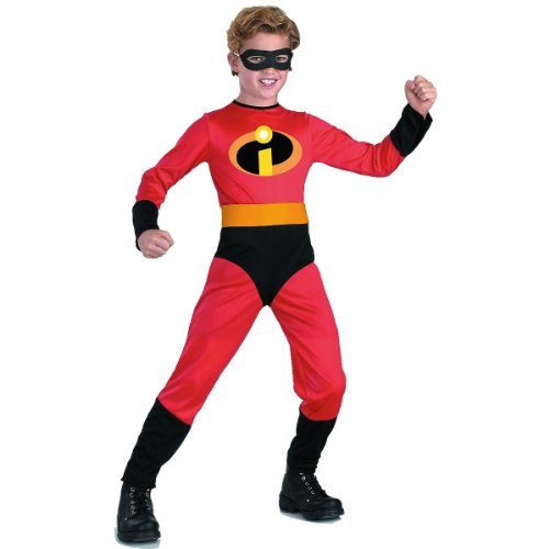 [Dash Costume - X-Small] (Dash Incredibles Costumes)