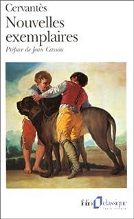Nouvelles exemplaires par Miguel de Cervantes