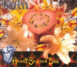 Nirvana - Heart-Shaped Box (CD Single) - Zortam Music