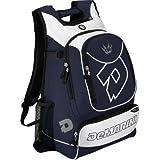 DeMarini Vexxum Backpack, Black/Navy