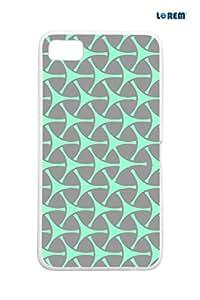 Lorem Back Cover For BlackBerry Z10 -Multicolor-L16432