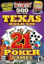 Texas Hold Em with 500 Slots - PCB0006FI5EC