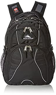 High Sierra Swerve Pack (Black, Black…