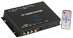 Pyle PAL Tuner System with Remote Control