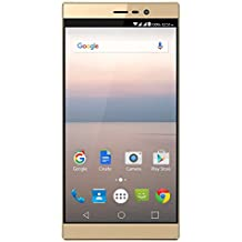 Panasonic Eluga A2 Metallic Gold 4000 Mah 3GB RAM