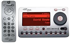 Delphi SA10000 XM SKYFi Radio Receiver (Discontinued by Manufacturer)