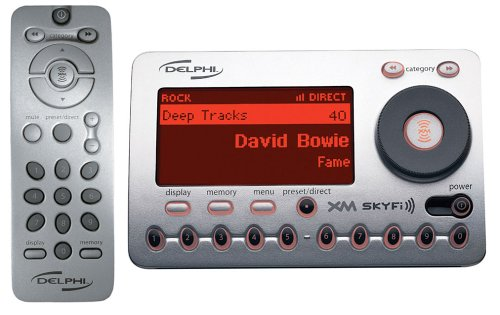 Delphi SA10000 XM SKYFi Radio Receiver