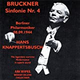 SYMPHONY NO.4 KNAPPERSBUSCH/B 03/02