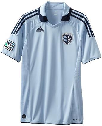 MLS Sporting Kansas City Replica Home Jersey by adidas