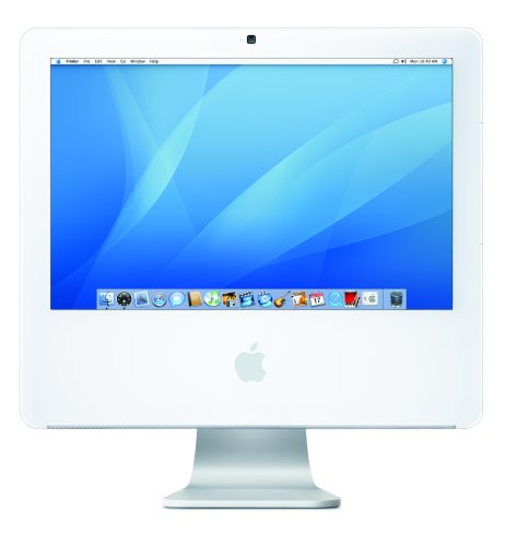 "Apple iMac Desktop with 17"" Display MA590LL/A (2.0 GHz Intel Core 2 Duo, 1 GB RAM, 160 GB Hard Drive, SuperDrive)"