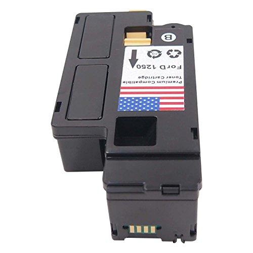 toner-kingdom-1-pack-compatible-dell-1250-black-toner-cartridges-for-dell-1250c-c1760nw-c1760-c1765n