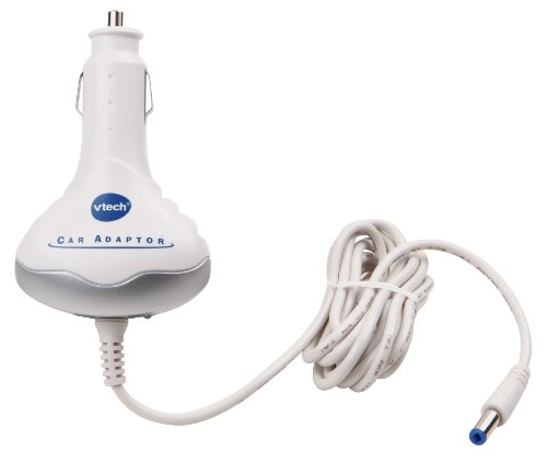 VTech Car Charging Adapter, White