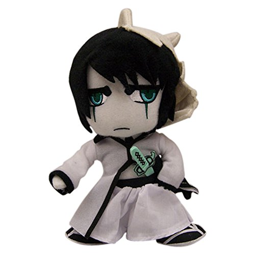 "Great Eastern GE-8979 Animation Official Bleach 8"" Plush Doll, Ulquiorra"