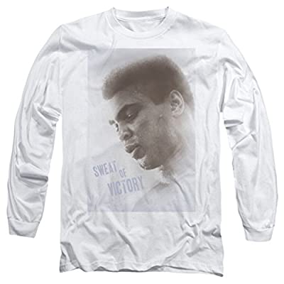 Muhammad Ali: Sweat Of Victory Long Sleeve T-Shirt