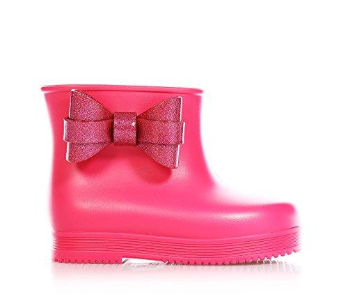 MINI MELISSA - Stivaletto rosa, Rosa Bambina-21