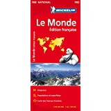 Carte NATIONAL Le Monde
