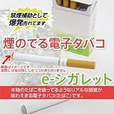 禁煙、節煙の補助に電子たばこ『煙の出る電子タバコ e-シガレット』