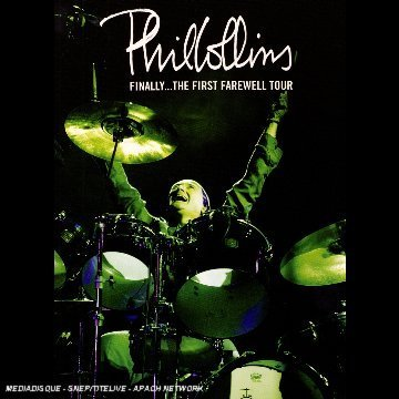 Phil Collins - Finally... The First Farewell Tour - BONUS MATERIAL - Zortam Music
