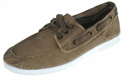 Natural World, Sneaker uomo Beige beige, Beige (beige), 43