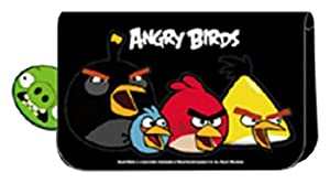 Angry Birds Wallet (Black)