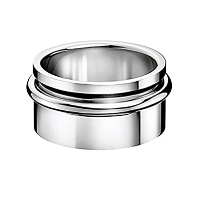 Calvin Klein Jewelry Twice Men's Ring KJ29CR010111