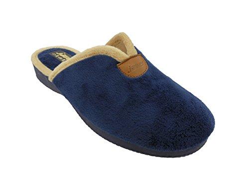 javer, Pantofole donna blu Size: 35