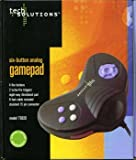 Six Button Analog Gamepad