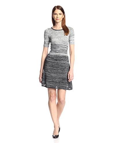 London Times Women's A-Line Dress