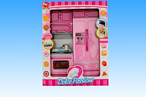 Cucina+frigo+pensili dolce passione 37798 a plast